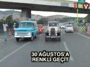 İstanbul'da coşkulu 30 Ağustos