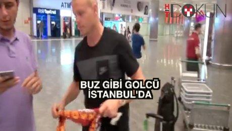 Kolbeinn Sigthorsson İstanbul'da