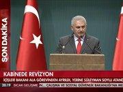 Kabinede revizyon: Efkan Ala görevinden ayrıldı, yerine Süleyman Soylu atandı!