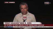 """TSK'dan Cerablus açıklaması: """"4 binanın içindeki teröristlerle imha edildi"""