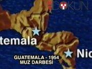 Muz darbesi: 1954 - Guatemala