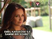 Pakistan sinemasında bir Türk : Emel Karaköse