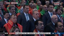 Beştepe'de Adli yıl töreni