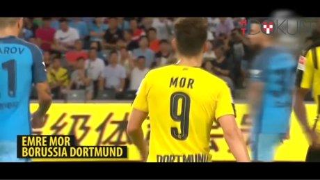 Emre Mor Dortmund Performansı