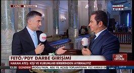 Türkiye İyi Gelecek Konferansı'nda Hakan Ateş röportajı