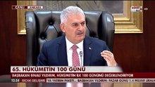 Başbakan, 65. Hükümet'in ilk 100 gününü anlattı