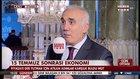 Türkiye İyi Gelecek Konferansı'nda Hüseyin Aydın röportajı