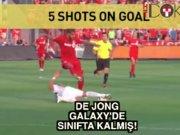 Nigel De Jong LA Galaxy'de sınıfta kaldı