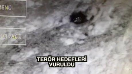 Komandolar Çukurca'da böyle vurdu