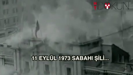 Şili'nin 11 Eylül'ü: Parlementoya bomba