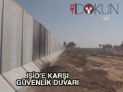 DAEŞ'e karşı sınıra 'duvar'