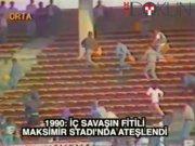 Hırvatistan - Türkiye maçının oynanacağı stadında ilginç detay