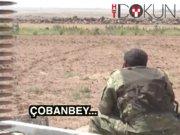 TSK tankları Çobanbey'e geçti