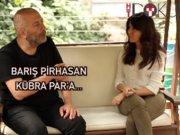 Barış Pirhasan Kübra Par'a babası Vedat Türkali'yi anlattı