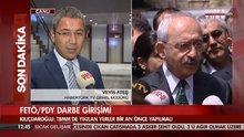 Kemal Kılıçdaroğlu Genel Yayın Yönetmenleri ile buluştu