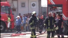 Konya'da bir atölyede çıkan yangında 15 yaşındaki genç öldü