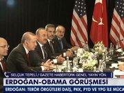 Selçuk Tepeli Erdoğan-Obama görüşmesini değerlendirdi