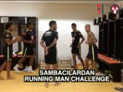 Samba değil Running Man Challenge