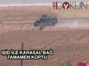 IŞİD'in Türkiye ile sınır teması kalmadı