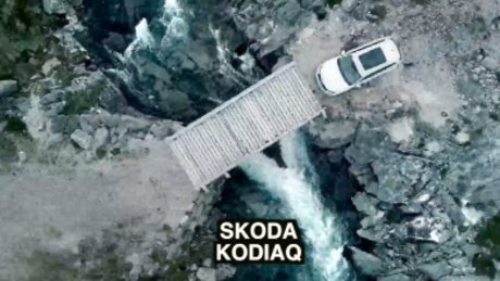 Skoda Kodiaq'a tam not