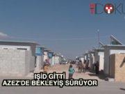 IŞİD'den sonra sınır hattı