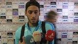"""Dünya Kupası 2014 - Çalhanoğlu:""""Çok koştuk, hiç pes etmedik"""""""