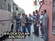 Kayseri'de ByLock'çular adliyede