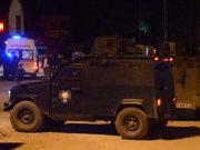 Ağrı Doğubeyazıt'ta polis lojmanlarına saldırı