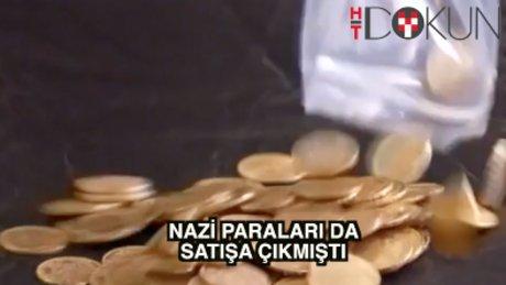 Sıra Nazilerin tuvalet kağıtlarında