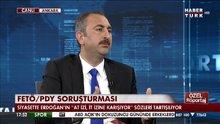 AK Parti Genel Sekreteri Abdulhamit Gül HABERTÜRK TV'de