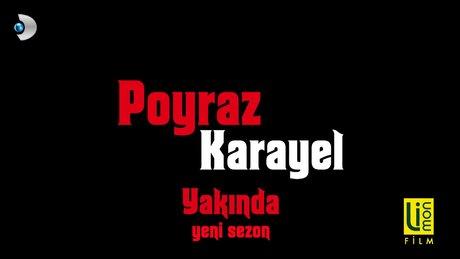 Poyraz Karayel yeni sezon fragmanı