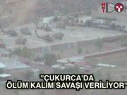"""Jandarma Genel Komutanı: """"Çukurca'da ölüm kalım savaşı veriliyor"""""""