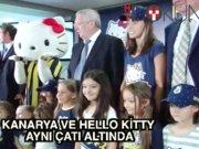 "Fenerbahçe'ye yeni sponsor: ""Hello Kitty"""