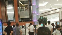 Diyarbakır'da vatandaşlar AVM asansöründe mahsur kaldı