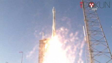 NASA, göktaşına uzay aracı gönderdi