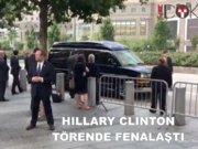 Clinton törende fenalaştı