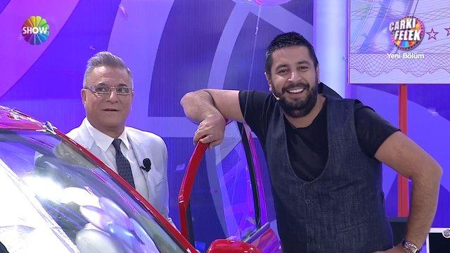 Erkan Çelik araba kazandı!