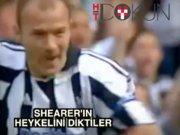 "Alan Shearer'dan ""efsane"" goller"