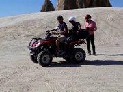 Kapadokya'ya bayram tatilinde yoğun ilgi