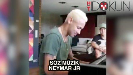Piyanist şantör Neymar
