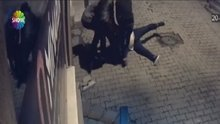 İstanbul'un göbeğinde böyle gasp edildi