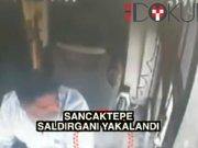 Halk otobüsü şoförüne ateş açan zanlı yakalandı