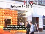 Danimarka iPhone 7'yi umursamadı