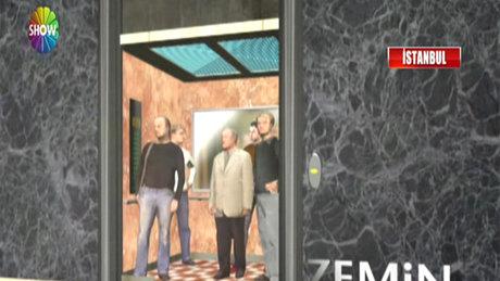 İşadamı asansörle 35. kattan düştü!