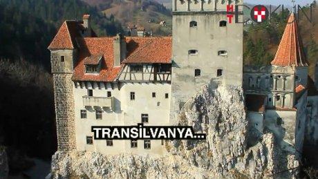 Transilvanya'da Dracula'nın izinde