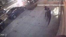 ABD'nin New York kentinde meydana gelen patlama güvenlik kameralarına böyle yansıdı
