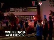 Minnesota'da AVM terörü: 8 yaralı