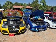 Modifiye araç tutkunları Didim'de buluştu