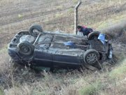 Düğün konvoyunda kaza: 7 yaralı