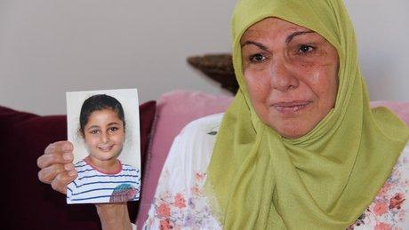 DAEŞ'li baba öldürüldü, İrem Nur Suriye'de kaldı!